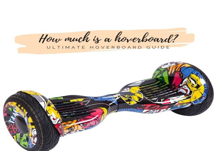 How much does a hoverboard cost?