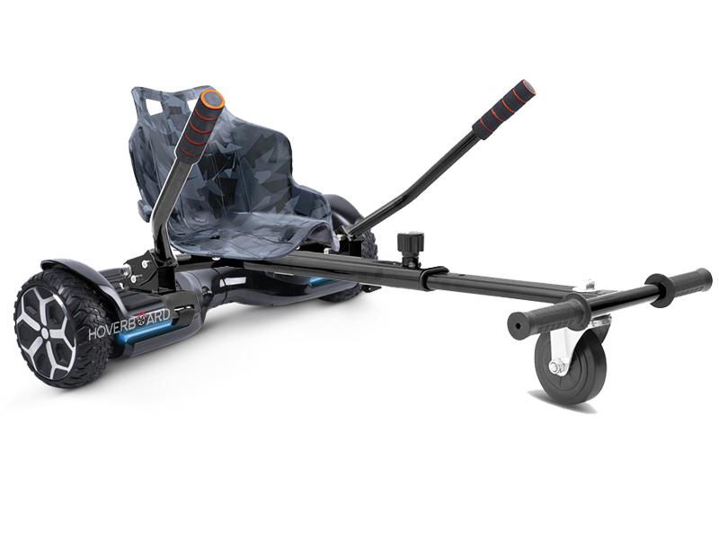 Air Pro Black With Black Camo Classic Kart