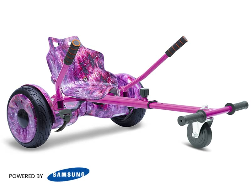 Roller Pink Galaxy With Galaxy Kart