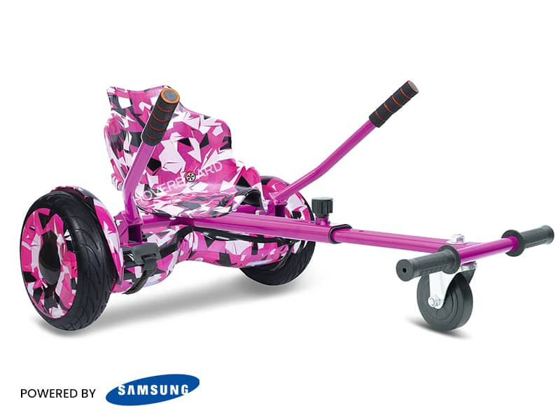 Roller Pink Camo With Pink Camo Kart