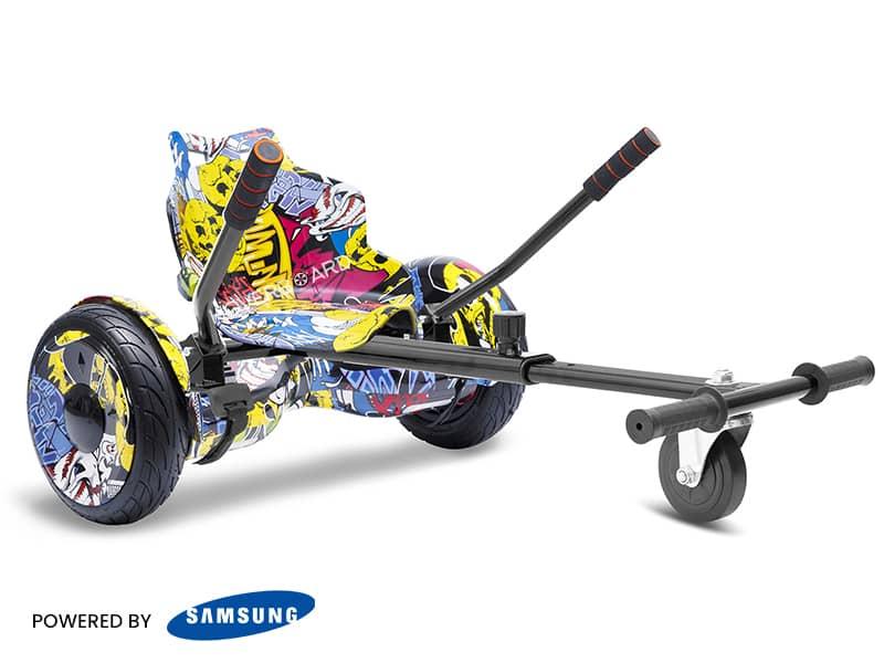 Roller Hip-Hop With Hip-Hop kart