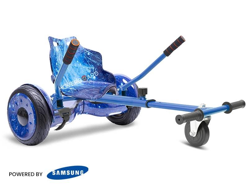 Roller Blue Galaxy With Galaxy Kart