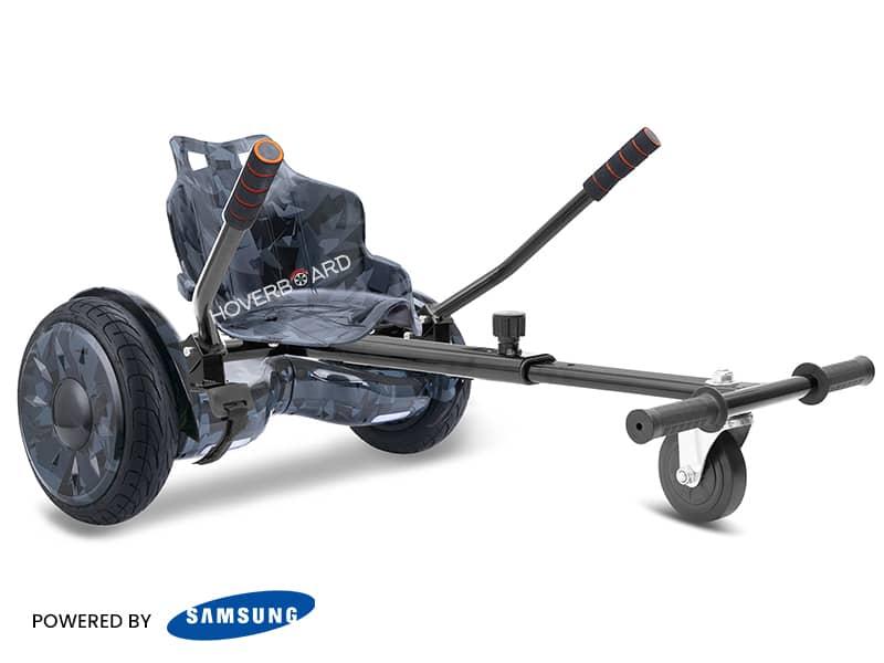 Roller Black Camo With Black Camo Kart