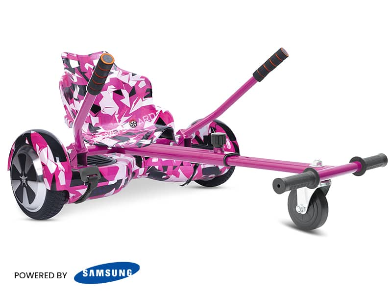 Air Pink Camo With Pink Camo Kart