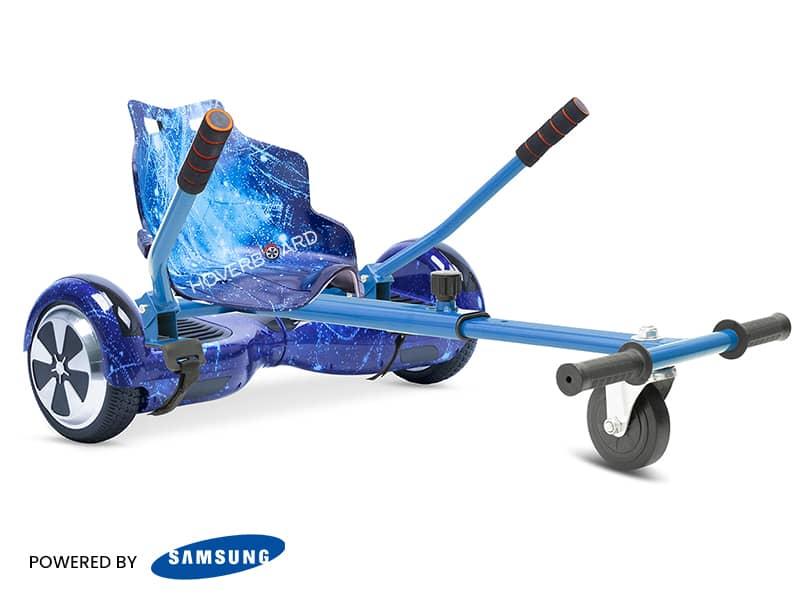 Air Blue Galaxy With Galaxy Kart