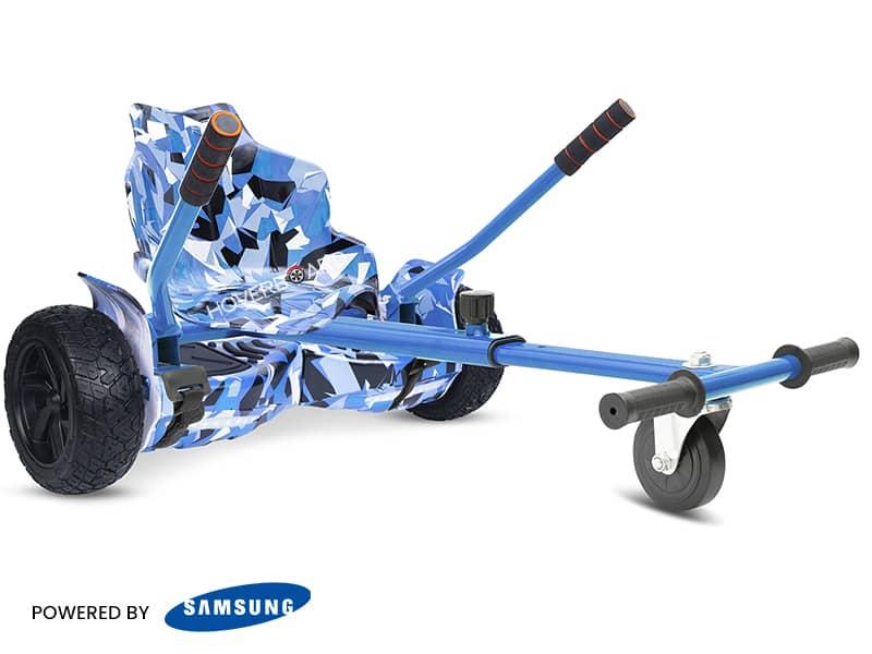 Ranger Blue Camo With Blue Camo kart